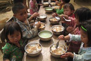 Quy chế hoạt động của BCĐQG Chương trình hành động 'Không còn nạn đói'