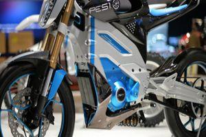 Yamaha phát triển xe máy điện mới cho thị trường toàn cầu