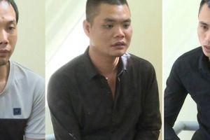 Lý lịch 'số má' của 3 đối tượng dùng súng cướp tiệm vàng ở Sơn La
