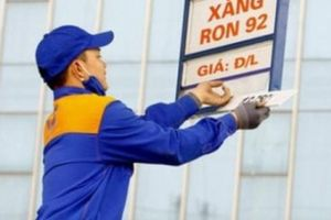 Giá xăng dầu lại tăng từ 15h chiều 21.9