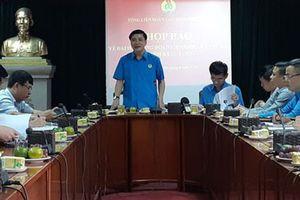 950 đại biểu tham dự Đại hội XII Công đoàn Việt Nam