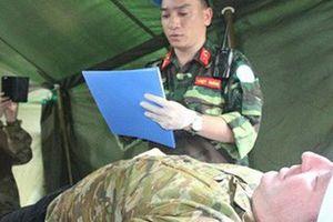 Tướng Nguyễn Chí Vịnh: Bệnh viện dã chiến rời Việt Nam làm nhiệm vụ gìn giữ hòa bình LHQ ngày 1-10
