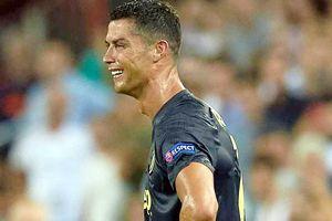 Nước mắt Cristiano Ronaldo