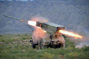 Quân đội Azerbaijan tiến hành tập trận quy mô lớn