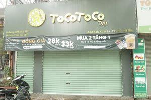Thực hư những lùm xùm xoay quanh cửa hàng TocoToco 51B Xuân La