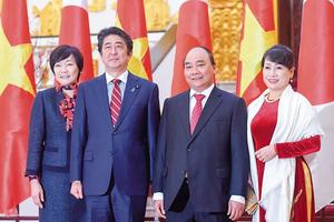 Việt Nam - Nhật Bản: Hướng đến giai đoạn tiếp theo của mối quan hệ Đối tác chiến lược sâu rộng