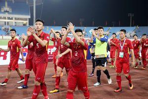 Bảng xếp hạng FIFA: Việt Nam vẫn dẫn đầu khu vực Đông Nam Á
