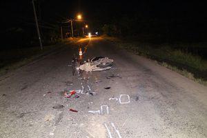 Làm rõ thông tin đại úy CSGT gây tai nạn làm chết 2 người