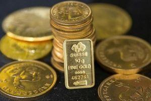 Giá vàng tiếp tục đà tăng mạnh