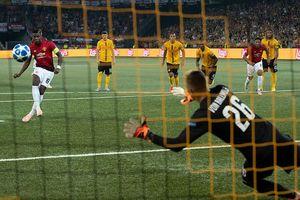 Pogba hé lộ lý do thực hiện quả penalty theo cách... quái dị