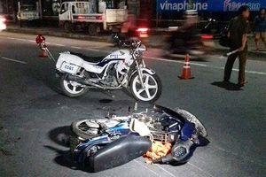Đại úy CSGT lái xe gây tai nạn khiến 2 người tử vong