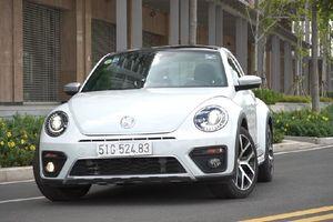 Xem huyền thoại 'Con Bọ' và Volkswagen Beetle Dune đang có tại Việt Nam
