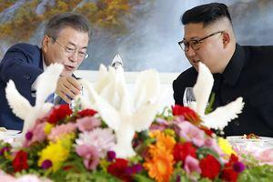 Thượng đỉnh Moon-Kim mang thông điệp kết nối Trump - Kim