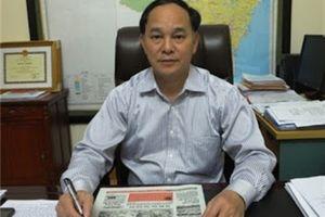 Cảnh cáo nguyên Giám đốc Sở Nông nghiệp và Phát triển nông thôn Thanh Hóa