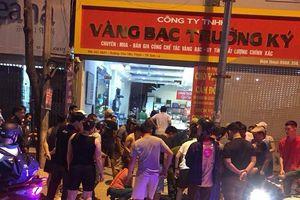 Sơn La: Bắt 3 đối tượng cướp tiệm vàng, thu được súng tại hiện trường