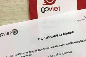 Go-Viet rục rịch tuyển tài xế ô tô, chuẩn bị tung ra dịch vụ Go-Car đối đầu với Grab