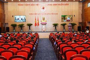 VKSND tối cao ban hành Kế hoạch thực hiện tinh giản biên chế trong ngành Kiểm sát nhân dân