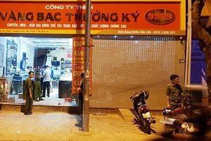 Xác định danh tính 3 đối tượng tham gia cướp tiệm vàng ở Sơn La