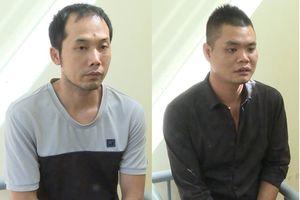 Vụ cướp tiệm vàng ở Sơn La: Thu giữ 2 khẩu súng, 2 mặt nạ da người