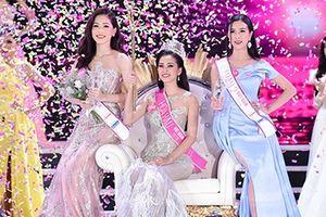 30 năm cuộc thi Hoa hậu Việt Nam