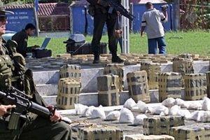Colombia: Đánh mạnh vào sào huyệt của trùm ma túy