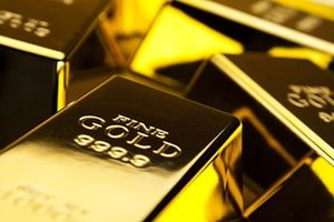 Giá vàng thế giới lên mức cao nhất trong gần một tuần qua