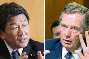 Nhật-Mỹ ấn định thời điểm tổ chức đàm phán thương mại cấp cao