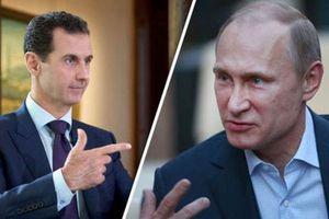 Tức giận vì vụ Il-20, Tổng thống Putin từ chối nghe điện ông Assad?
