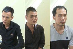 Lời khai của 3 tên cướp về quá trình chuẩn bị cướp tiệm vàng ở Sơn La