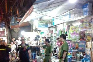 Truy tìm danh tính 2 nạn nhân xấu số trong vụ cháy gần viện Nhi Trung ương