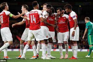 Kết quả Europa League: Chelsea, Arsenal trọn niềm vui