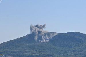 Chiến sự Syria: Quân chính phủ pháo kích các vị trí của khủng bố tại Latakia