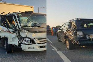 Toàn bộ diễn biến vụ tài xế Lexus biển tứ quý 8 bị tông tử vong khi làm việc với CSGT
