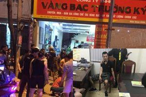Vụ mang súng đi cướp tiệm vàng ở Sơn La: 3 nghi phạm đã theo dõi cửa hàng từ vài ngày trước
