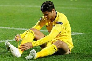 'Chân gỗ' Morata vẫn là nỗi ô nhục trên hàng công Chelsea