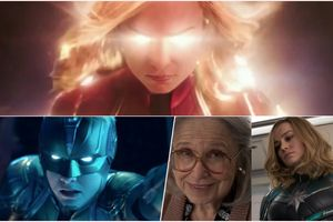 10 phân cảnh ấn tượng nhất từ đoạn trailer đầu tiên của 'Captain Marvel'