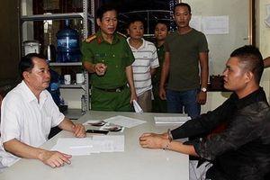 Vụ cướp tiệm vàng ở Sơn La: Công an thu giữ được súng tại hiện trường