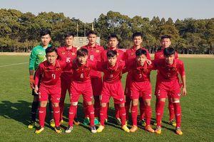 Tuyển U16 Việt Nam bất ngờ để thua Ấn Độ