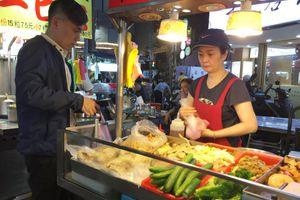 Khám phá 'thiên đường ẩm thực' ngon khó cưỡng ở Đài Bắc