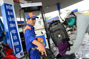 Giá xăng dầu tiếp tục tăng từ 15h chiều ngày 21/9