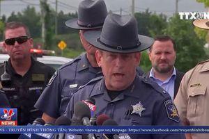 Xả súng tại bang Maryland, Mỹ khiến 6 người thương vong