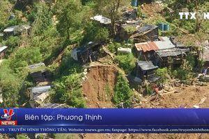 Philippines tạm ngừng hoạt động khai thác đá