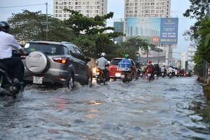 TP.HCM: Công tác đối phó với mùa triều cường của người dân vùng 'rốn' ngập