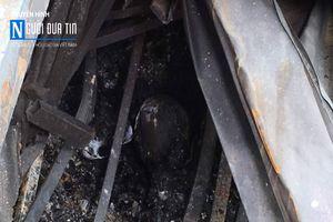 Sốc trước thông tin: Vụ cháy Đê La Thành, Hà Nội 2 người tử vong?
