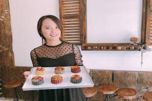 Chiêm ngưỡng những chiếc bánh Trung thu handmade độc lạ