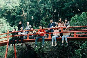 Lạc lối vào công viên sinh thái - địa điểm sống ảo hót hòn họt ở Hà Nội