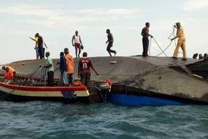 Hơn 200 người có thể chết đuối trong thảm họa chìm phà ở Tanzania