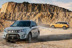 Xem trước Suzuki Vitara 2019 sắp ra mắt thị trường