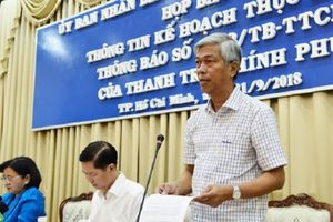 Sai phạm tại Thủ Thiêm, UBND TP. HCM xin lỗi nhân dân thành phố