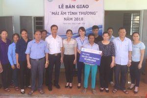 TYM chi nhánh Thanh Hóa trao Mái ấm tình thương cho phụ nữ nghèo